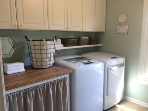 The Regal Cottage- Laundry Room
